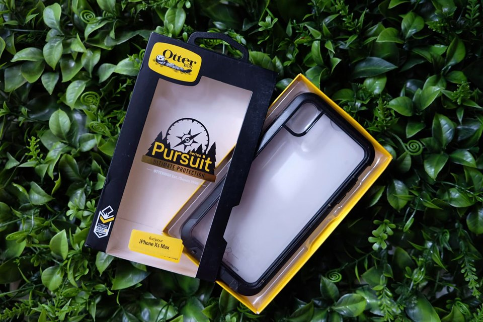 detailed look 67625 ca662 Malaysian Lifestyle Blog: Otterbox Pursuit for iPhone XS Max (Review ...