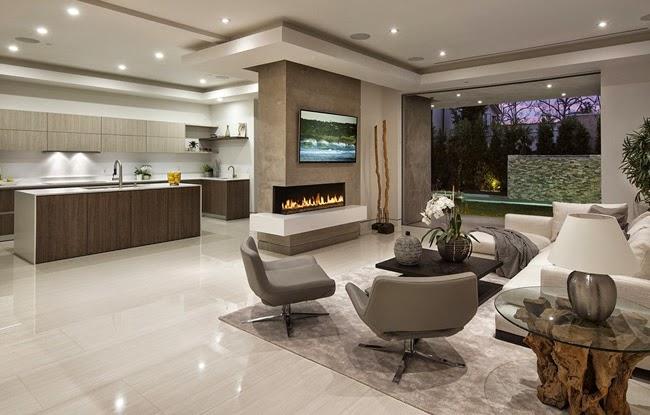 casas minimalistas y modernas casa en beverly hills