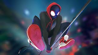Spider-Man Into The Spider Verse Xbox 360 Wallpaper