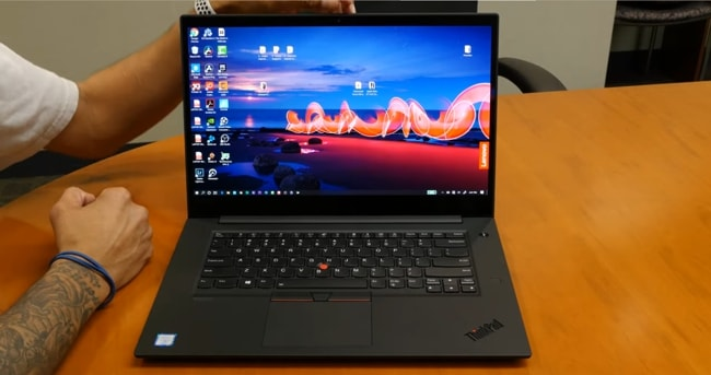 Lenovo ThinkPad X1 Gen 2 laptop. It highest durable laptop designed for programming purposes as well as gaming.