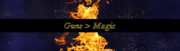 Chapter 22 - Rythe: Guns > Magic
