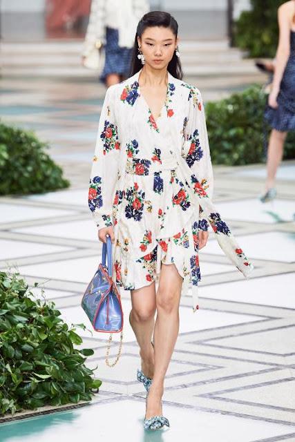 Модное платье весна-лето 2020 5