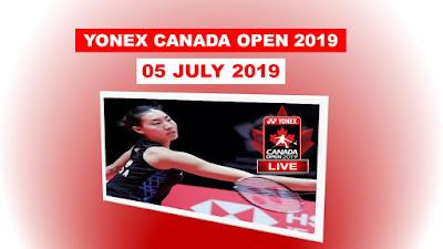 YONEX CANADA OPEN 2019