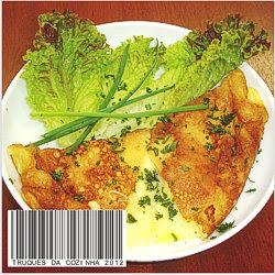 Receita de Omelete de Queijo Fácil