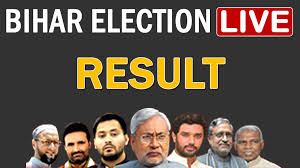 Bihar Election, Bihar election 2020, election in Bihar, Bihar election result, Bihar election results 2020, bihar poll results, election results 2020 Bihar, Bihar result, live election results 2020 Bihar, election results 2020 in Bihar, Bihar election 2020 candidates list, bihar assembly election results