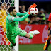 The goalkeeper of Croatia enters the history of the World Cup .. Just number Ricardo