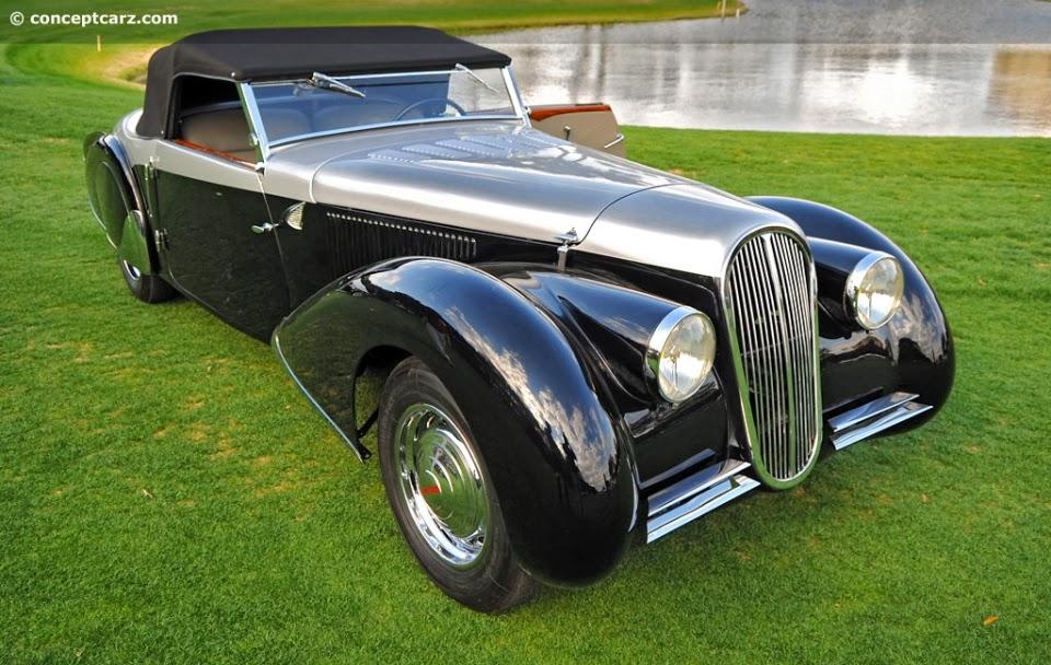 peugeot 402 cabriolet partout modelo unico 1937. Black Bedroom Furniture Sets. Home Design Ideas