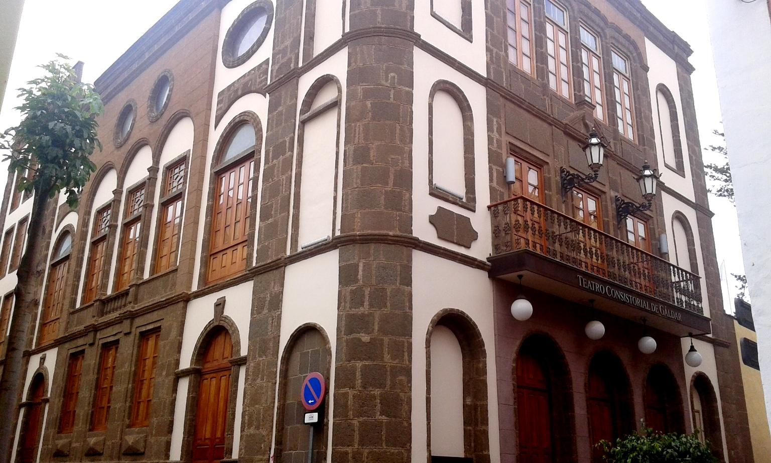 El Teatro Consistorial acoge este sábado la sesión constitutiva de la Corporación Municipal del Ayuntamiento de Gáldar