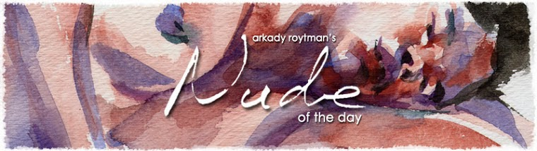 Arkady Roytman's Nude of the Day