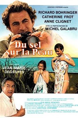 Соль на коже / Du Sel Sur La Peau. 1984.