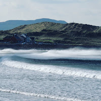 Ireland Images: waves on the Atlantic Ocean