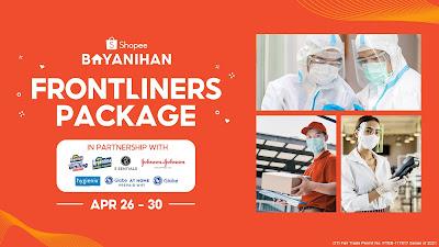 Shopee Frontliner Package