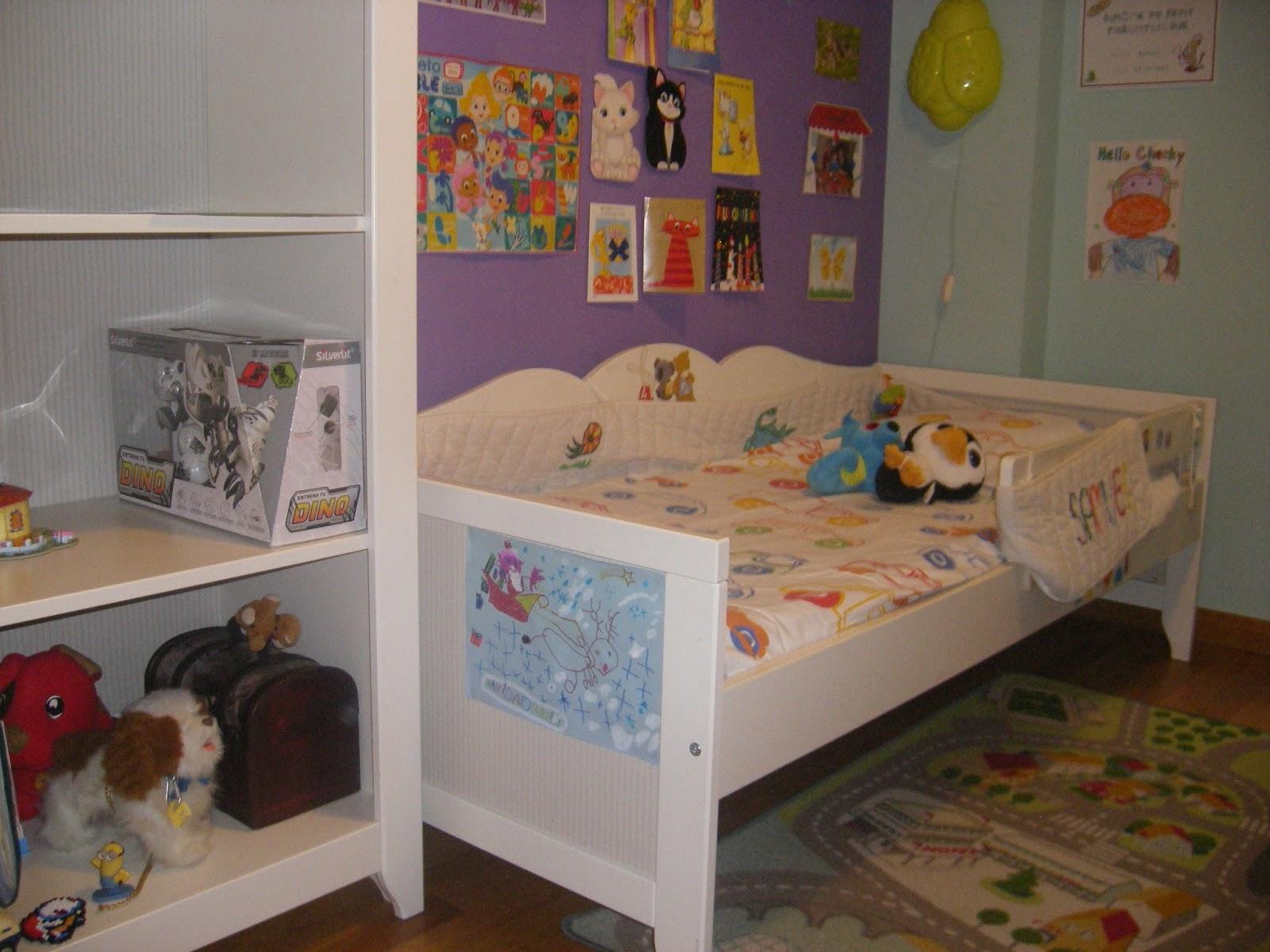 Habitaci n completa serie hensvik ikea tienda segunda mano beb e infantil ofertas en - Habitacion completa bebe ...