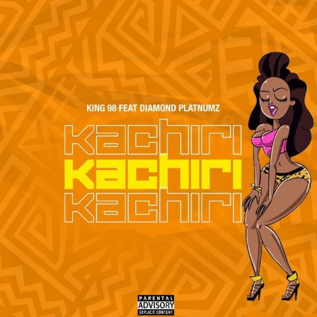 King 98 ft Diamond platnumz - Kachiri