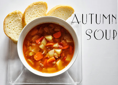 Autumn soup recipe