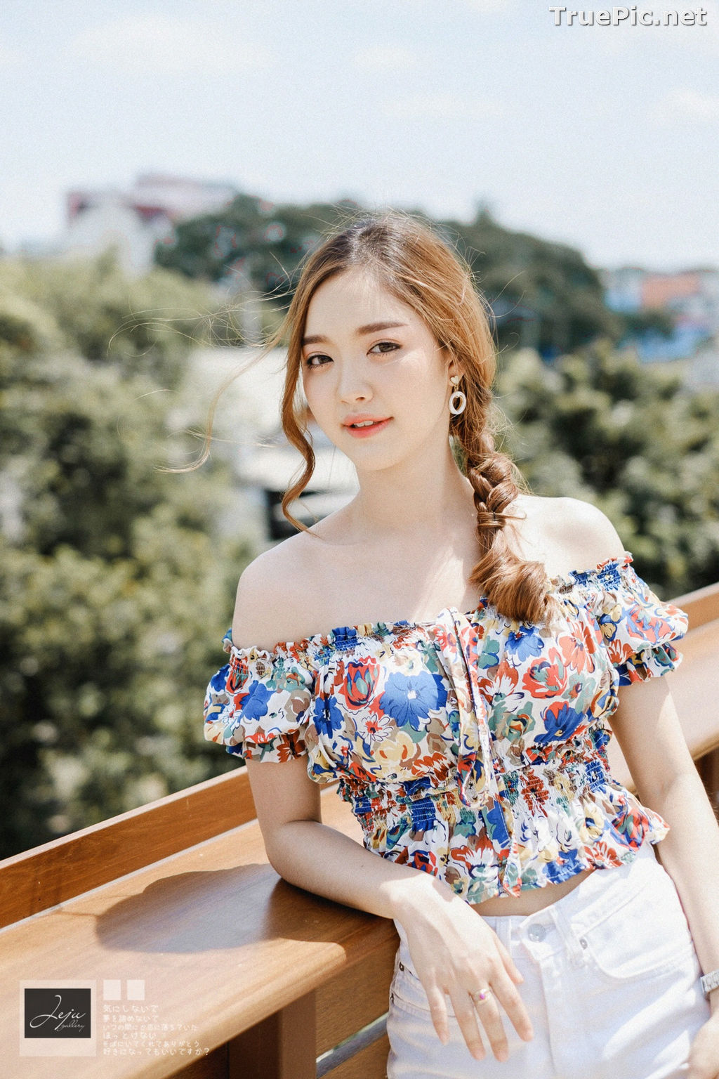 Image Thailand Beautiful Model - Viva Pongdechkajorn - Tetta Viva - TruePic.net - Picture-5