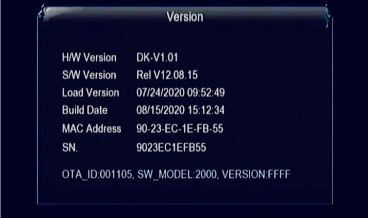1507G NEW IPTV SOFWARE 2020 | HD RECEIVER SENATOR 999 SOFTWARE 2020 | 1507G WIFI RECEIVER NEW SOFTWARE