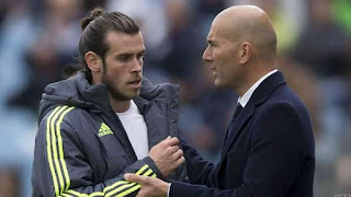 Bale Left Out of Real Madrid Tour on Doctor's Orders:Zidane