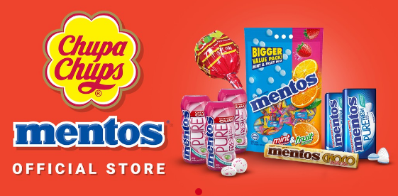 Fresh Start and Ways to Connect with Mentos! Available in Shopee