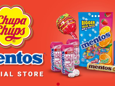 Fresh Start and Ways to Connect with Mentos! Available on Shopee!