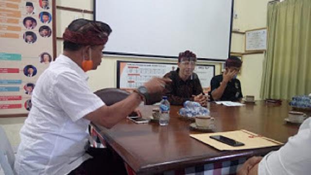 Menuju Pilkada 2020, KPU Badung Gandeng Media Online Bersama SMSI Bali