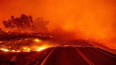 LOS INCENDIOS FORESTALES EN CALIFORNIA NO TIENEN PRECEDENTES