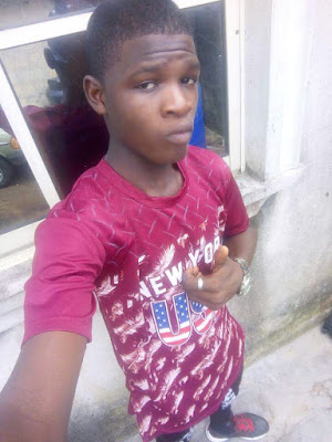 NEWS: Nigerian kid scams people online, collecting money from them and hacking, and other