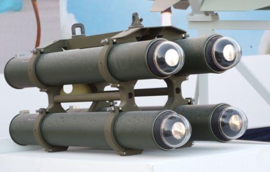 Rudal anti tank LAHAT