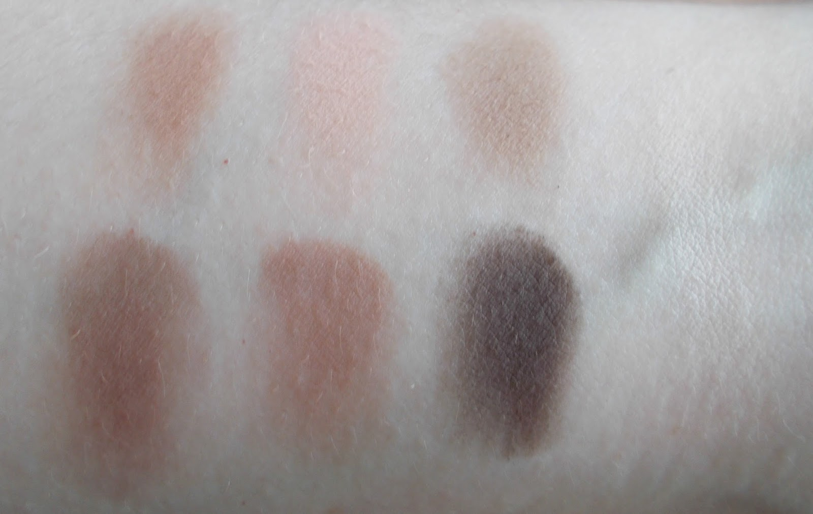 smashbox Photo Matte Eyes eyeshadow palette review swatches