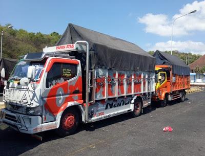 Sewa truk pindahan Denpasar Bali