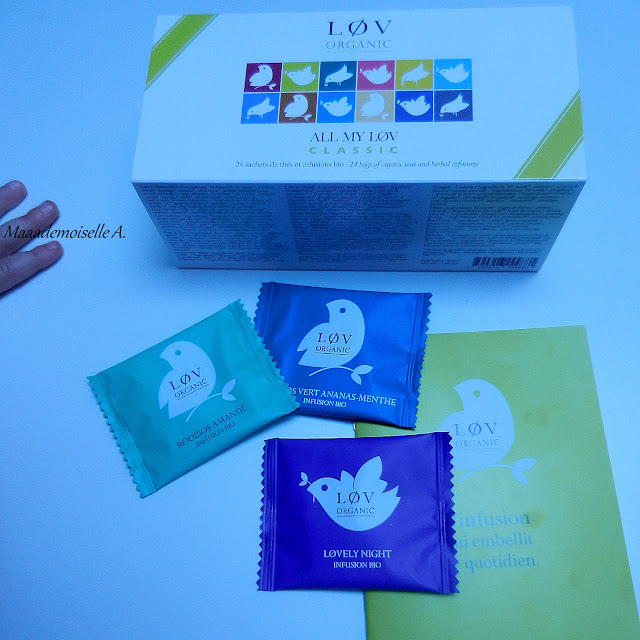 Lov Organic Coffret All My Lov Classic