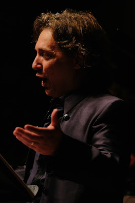 Ivan Magrì at Rosenblatt Recitals (Photo Jonathan Rose)