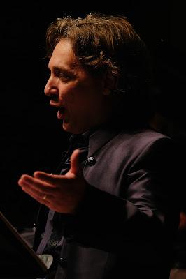 Ivan Magrì at Rosenblatt Recitals (Photo Jonathan Rose)