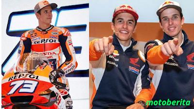alex marquez kecewa dua seri balapan motogp qatar dan thailand tertunda