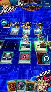 Yu-Gi-Oh! Duel Links Mod APK v1.4.0 Update (MEGA MOD) Terbaru 2017 Gratis