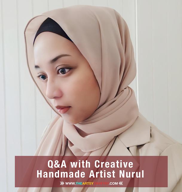 Q&A with Creative Handmade Artist Nurul