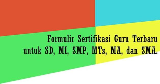 Rpp Ips Terbaru 2013 Download Rpp Lengkap Kurikulum 2013 Contoh Rpp Contoh Dan Format Formulir Pendaftaran Sertifikasi Guru Sd Smp Sma