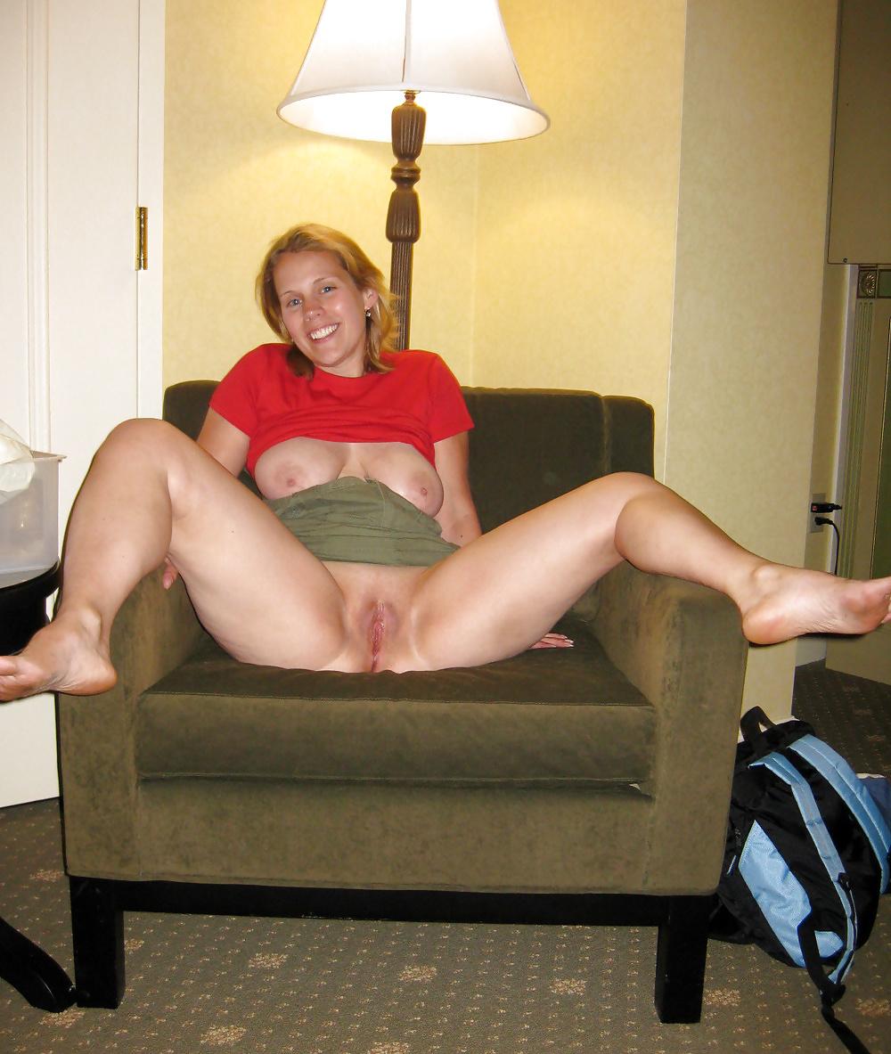Open Legs Upskirt