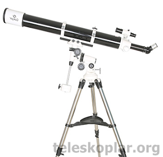 Gskyer eq901000 teleskop incelemesi