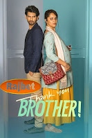 Thank You Brother! 2021 Dual Audio Hindi [Fan Dubbed] 720p HDRip