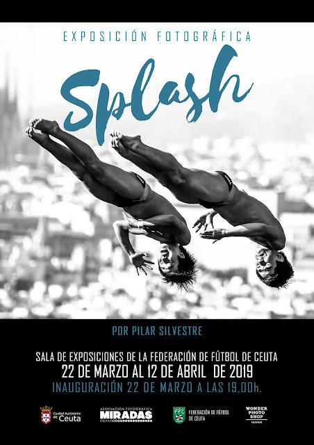 Exposición Fotográfica 'Splash', de Pilar Silvestre