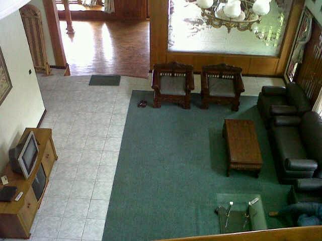 Ruang Tamu VIlla