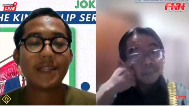 Ade Armando Kritik BEM UI Soal Julukan Jokowi, Blok Politik Pelajar Beri Sindiran Menohok