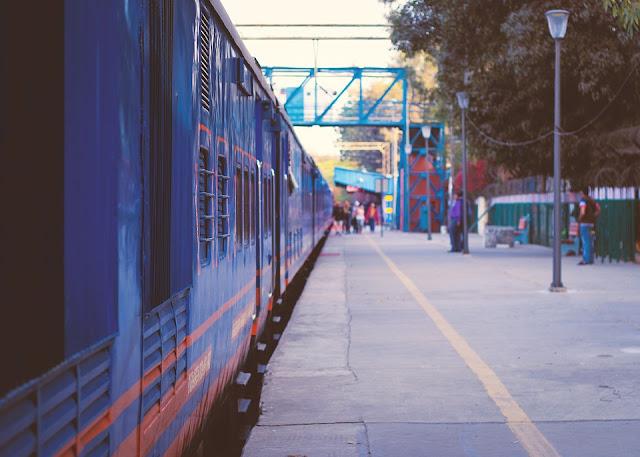 junaghad by train