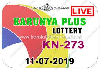KeralaLotteryResult.net, kerala lottery kl result, yesterday lottery results, lotteries results, keralalotteries, kerala lottery, keralalotteryresult, kerala lottery result, kerala lottery result live, kerala lottery today, kerala lottery result today, kerala lottery results today, today kerala lottery result, Karunya Plus lottery results, kerala lottery result today Karunya Plus, Karunya Plus lottery result, kerala lottery result Karunya Plus today, kerala lottery Karunya Plus today result, Karunya Plus kerala lottery result, live Karunya Plus lottery KN-273, kerala lottery result 11.07.2019 Karunya Plus KN 273 11 july 2019 result, 11 07 2019, kerala lottery result 11-07-2019, Karunya Plus lottery KN 273 results 11-07-2019, 11/07/2019 kerala lottery today result Karunya Plus, 11/7/2019 Karunya Plus lottery KN-273, Karunya Plus 11.07.2019, 11.07.2019 lottery results, kerala lottery result July 11 2019, kerala lottery results 11th July 2019, 11.07.2019 week KN-273 lottery result, 11.7.2019 Karunya Plus KN-273 Lottery Result, 11-07-2019 kerala lottery results, 11-07-2019 kerala state lottery result, 11-07-2019 KN-273, Kerala Karunya Plus Lottery Result 11/7/2019