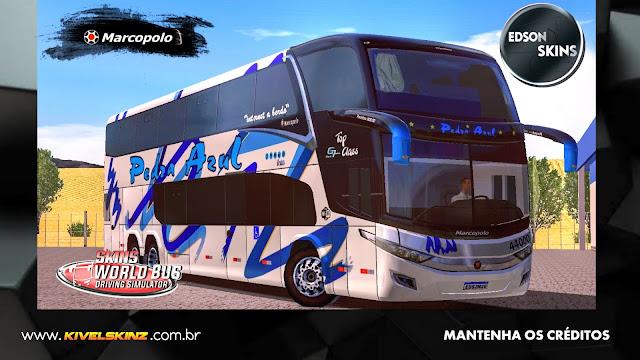 PARADISO G7 1800 DD 6X2 - VIAÇÃO PEDRA AZUL