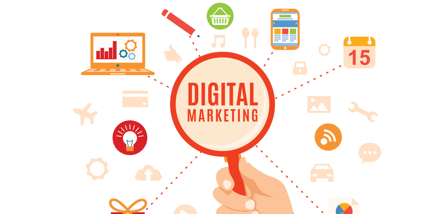 5 Reasons Digital Marketing Can Increase Your Business Sales