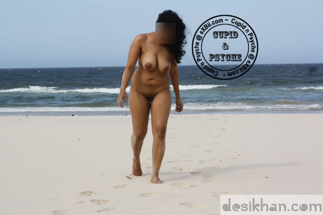 Speaking the walking naked at the beach think, that