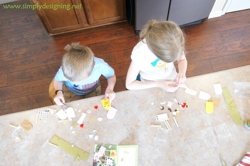 finger+puppets+DSC04242 No-Prep Summer Kids Crafts 16