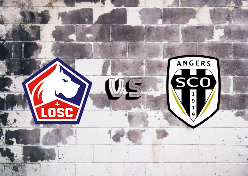 Lille vs Angers  Resumen